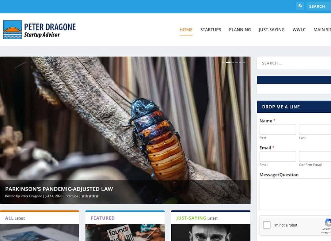 40ParkLane Clients - Peter Dragone Founder Keurig Inc - Blog