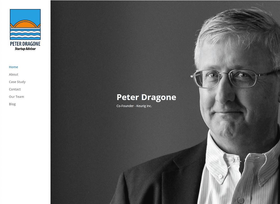 40ParkLane - Clients - Peter Dragone - Co-Founder Keurig Inc.